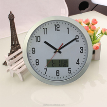 30cm odm poster angel snooker perfection wall clock for hotel