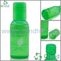 hotel toiletries bottles green bottle 40ml with screw cap shampoo bath gel conditioner body lotion