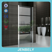 interior door glass,frosted glass shower doors
