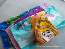 High Quality Baby Animal Hooded Towels With Cotton Material