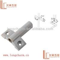 YL-6811 plastic cabinet door soft close damper door buffer door stop from china supplier