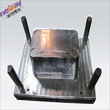 Professional manufacturer for plastic crate mould