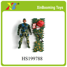 Plastic Toy Soldiers Military Set Toys