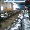Hot dipped galvanized iron steel wire
