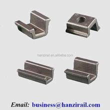 KPO Rail Gusset Plate/Rail Clamp Plate/Rail Base Clip