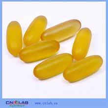 GMP natural vitamin E softgel supplier