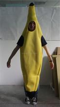 Plátano Cosplay para adultos Performance fiesta de disfraces de Halloween para plátano de trajes de disfraces