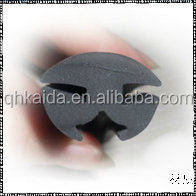 epdm extrusion rubber for glass edges