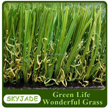 Non Infill Artificial Turf -The latest generation of artificial grass SJFG-DSQ160SP40H-18C