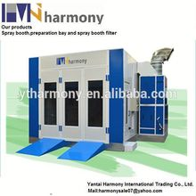 Factory price china supplier inflatable spray booth/painting equipments powder used/spray booth