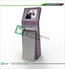 lcd desktop kiosk 46 inch led touch screen all-in-one pc msata solid state drive