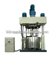 Automatic double planetary paint mixing machine