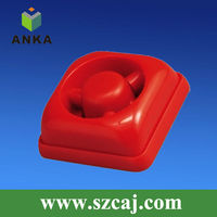 Fire alarm ambulance siren with strobe light
