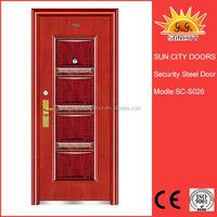 Used common double door steel cabinet SC-S026