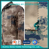 Low Cost High Quality Camouflage Printed 4 Way Stretch Mesh Fabric