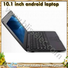 Android 4.1 10 inch low price mini laptop