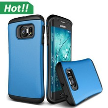 Slim Combo Hard+Soft Phone Case Cover For Samsung Galaxy S6 edge