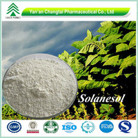 GMP Factory HPLC/UV natural Tobacco Extract powder 98%