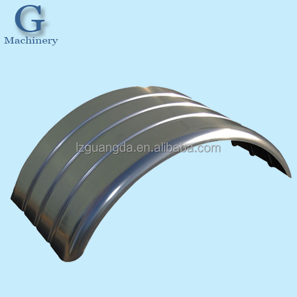 Tractor Trailer Fenders : Custom steel fender for trailer and tractor buy