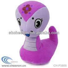 2013 Soft snake toy Plush stuffed snake