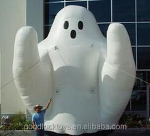 mega inflatable white Ghost/mega balloon