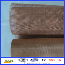 China 75 Mesh Copper Wire Mesh For Electromagnetic Interference Shielding