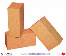 High Alumina Fire Clay Corundum Refractory Bricks for Various Industrial Furnaces