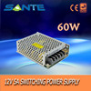 Customized 5A AC to DC 60W 12V waterproof dc regulated power supply