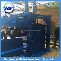Hydraulic scrap metal baler/hydraulic plastic baler/used clothes baling press machine for sale