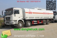 F3000 SHACMAN 8x4 chassis sulfuric acid Tanker truck for HCL, NaOH ,NaCIO H2SO4 etc Keane:+8613597828741