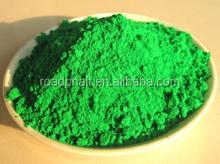 Green pigment & color additive for colored Asphalt road