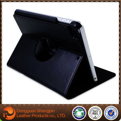 2015 Newest book style leather case for ipad air