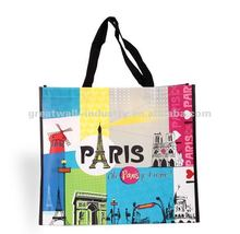Recycle Craft Paper Shopping Bags