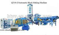cetak batako/block production lineQT10-25