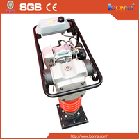 small hydraulic central compactor power road petrol vibrator soil compactor
