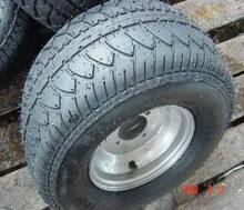 High quality black 18* 8-8 lawn tubeless tire, golf car, truck, models for Z159 and so on