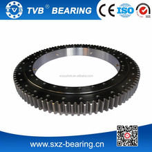 High P5 precision slewing bearing rotary table bearing for excavator crane spare parts