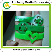 new products silicone bracelet for event party for promotion