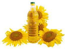 Sunflower oil refined crude bottled 2013 harvest