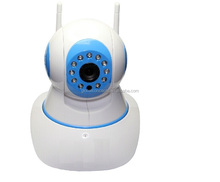 Hot-selling HD 720P Voice Recorder Night Vision Security Alarm with WIFI with SD Card Slot CCTV IP Camera W6A
