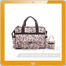 Nappy Mummy Bag Handbag Diaper Bags baby Tote Organizer bag hot sale