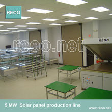 Hot !! 5 MW Solar panel production line ( Turnkey, High efficient, Lower invester. Quality warranty )