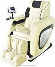 Shopping mall Cheap reclining zero gravity massage chair remote control