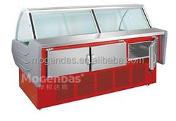 supermarket equipment freezer / supermarket display cooler
