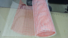 5*5 fiberglass mosaic tile mesh netting in anping
