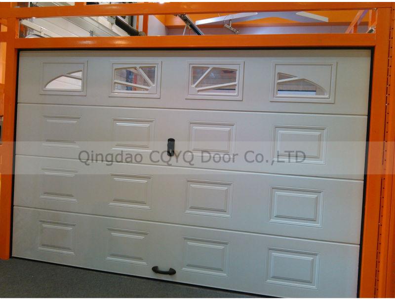 Ce certificat porte de garage sectionnelle prix lowes - Couleur porte de garage ...