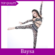 Newest girls National dance belly costumes belly dance costume for children BD-162