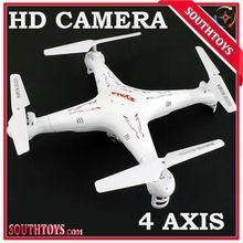 -x5csymarcquadcopter空中4軸hdカメラ付き