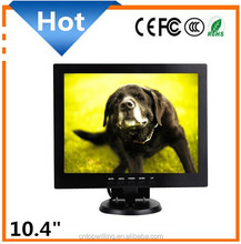 10 inch TFT LCD Square Monitor Touch Screen optional VGA LCD Monitor