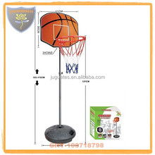 Kids best basketball stands with safety certificate for sale